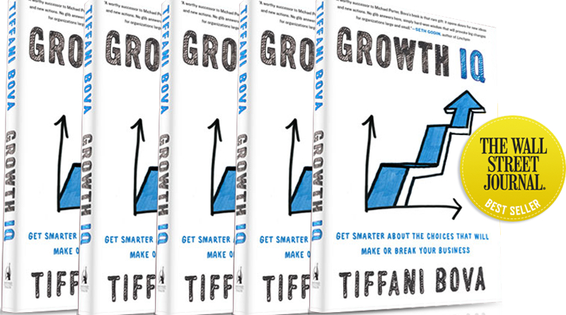 Tifani Bova Growth IQ - Reduce SaaS Churn