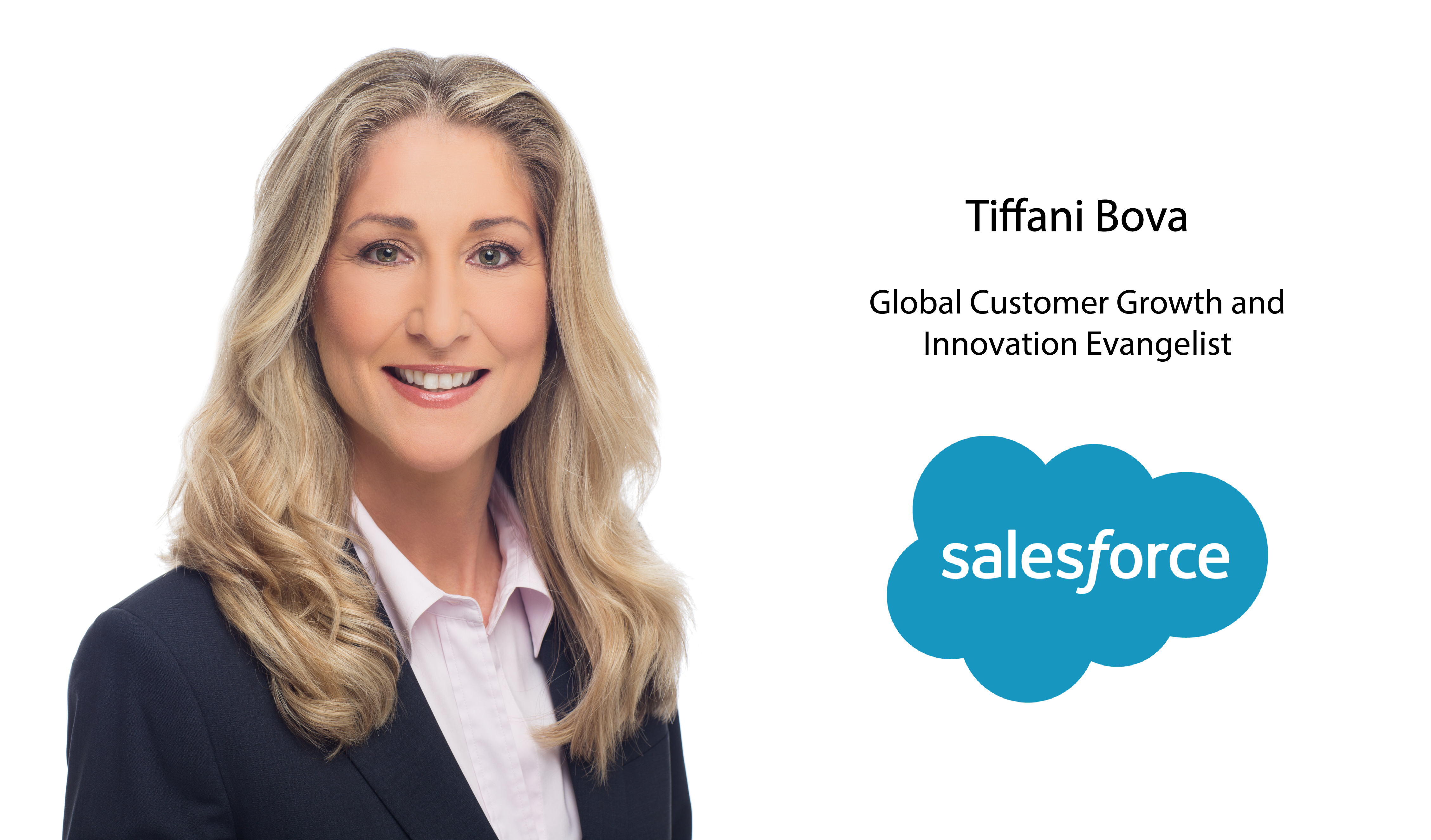 Tiffani Bova Salesforce